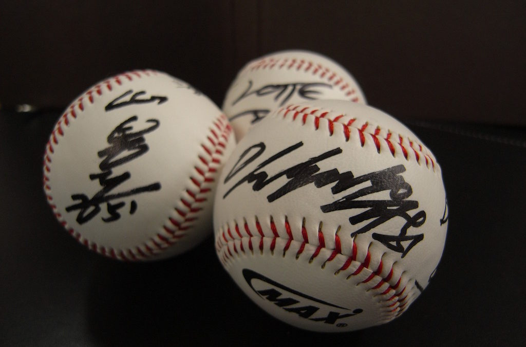 What Is my Autograph Worth and Other Questions about Sports Memorabilia