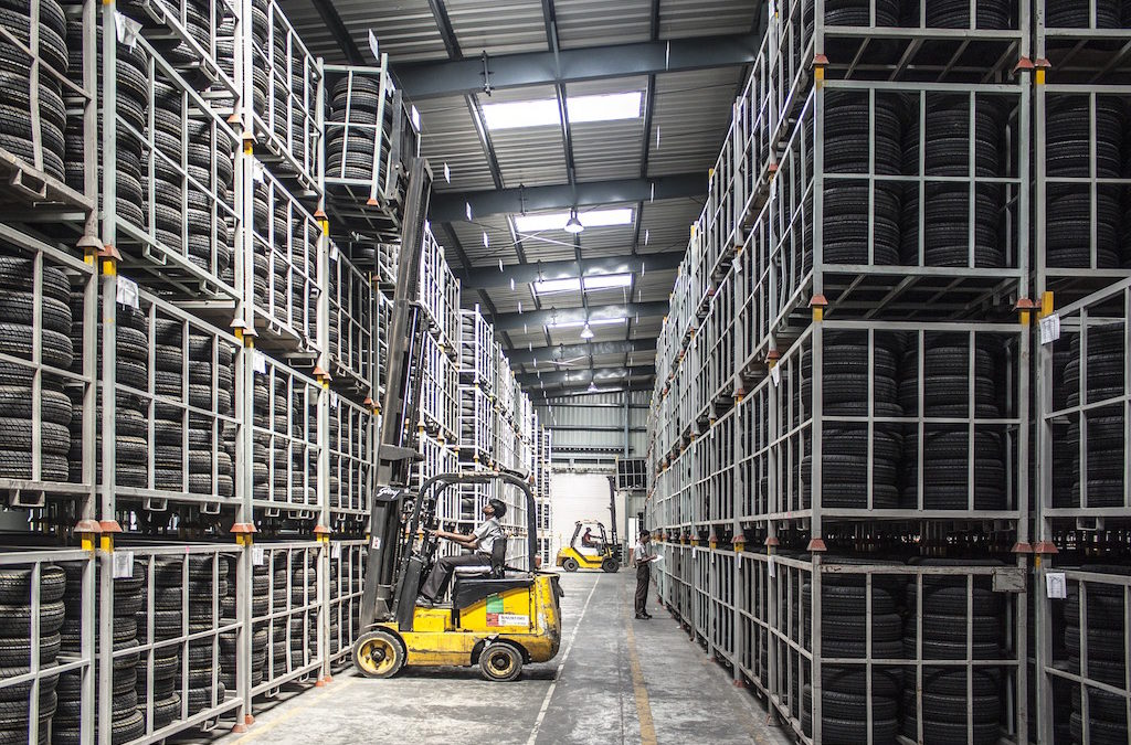 How to Find the Best Material Handling Equipment Financing
