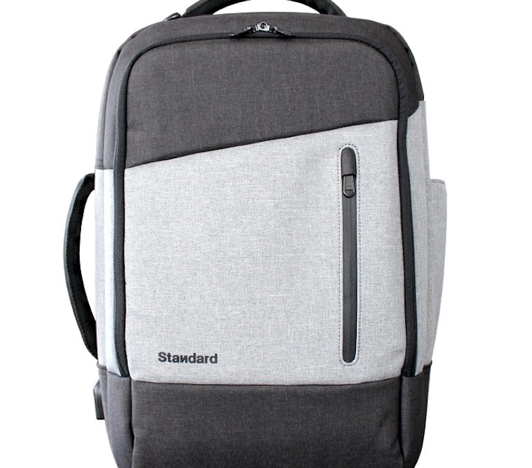 Standard's Packing Cubes Will Transform Your Ancient Luggage