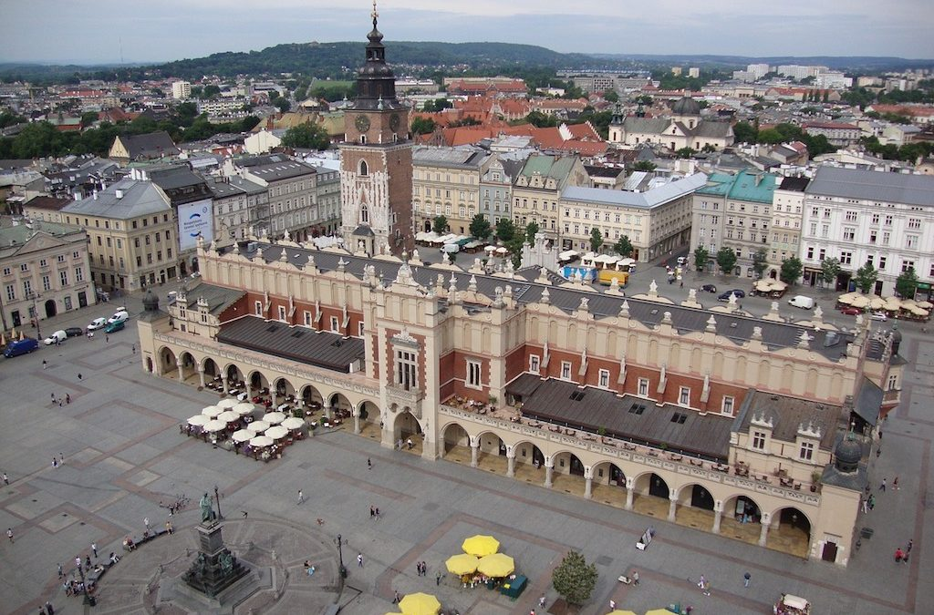 Krakow: The Most Desirable Destinations in Europe
