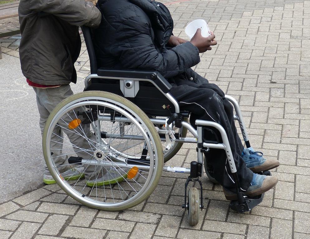 person-wheelchair