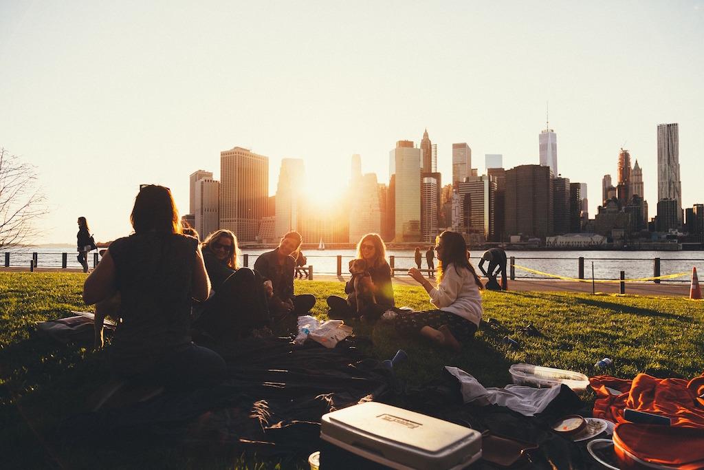 picnic-friends
