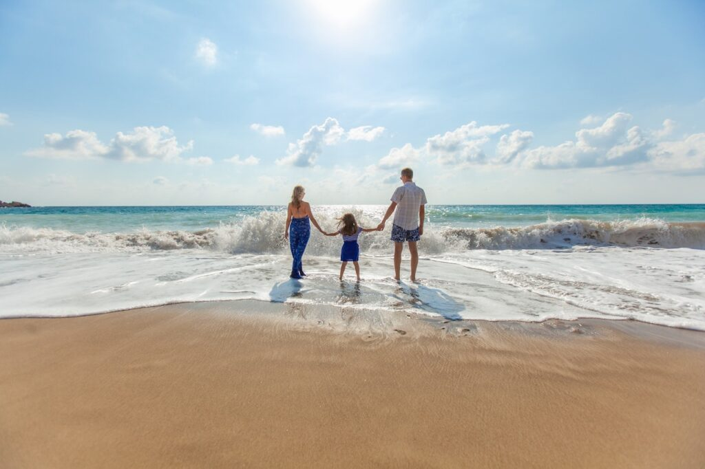 WHAT TO DO BEFORE GOING ON A FAMILY VACATION