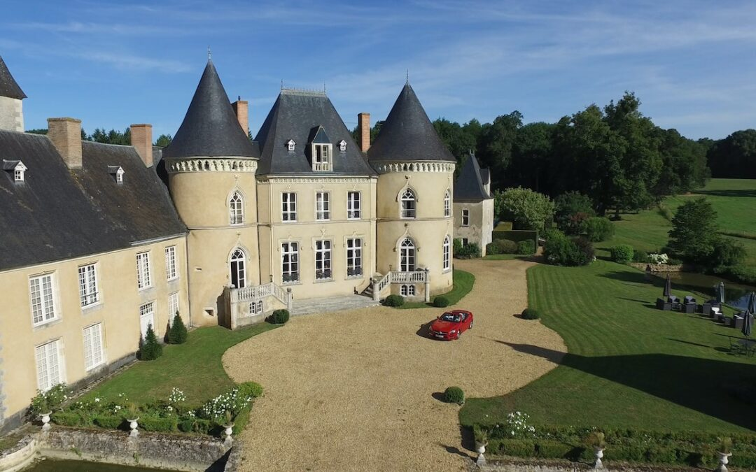 THE BEST CHATEAUX IN FRANCE YOU CAN BUY FOR LESS THAN $100K
